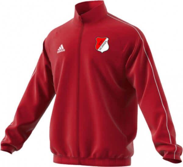 MTSV Freizeit-Jacke - rot