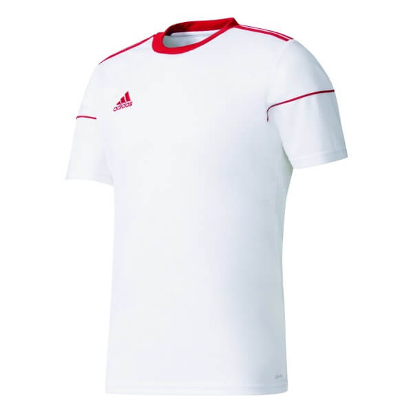 adidas Squadra 17 Trikot - weiß/rot - Kinder