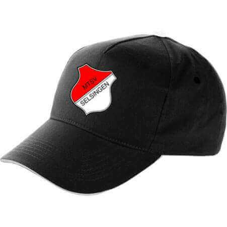 MTSV Fan Cap - schwarz