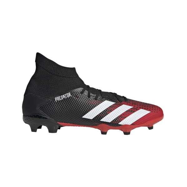 adidas Predator 20.3 FG - rot/schwarz