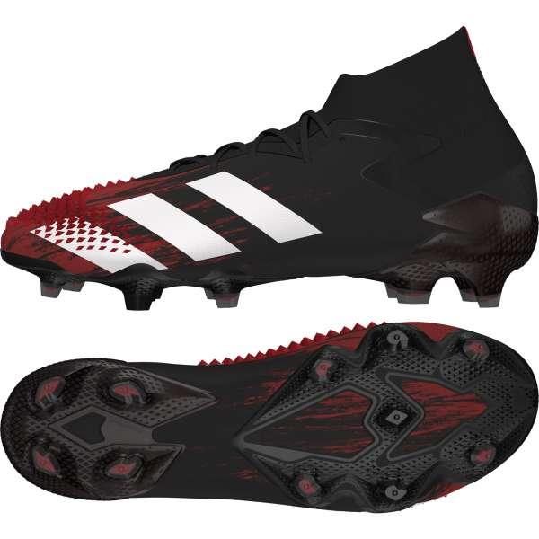 adidas Predator Mutator 20.1 - rot/schwarz
