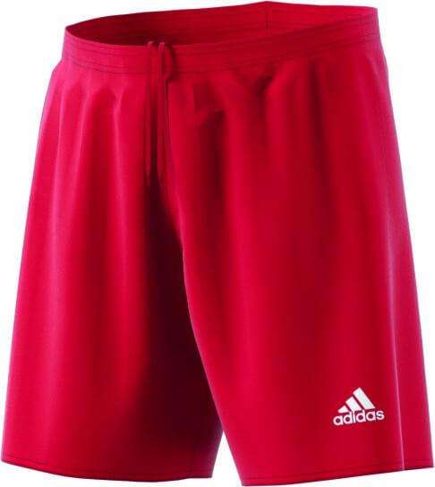 adidas Parma 16 Short ohne Innenslip - rot