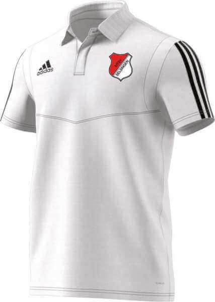 MTSV Polo Shirt - weiß
