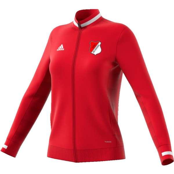 MTSV Damen Track Jacket - rot